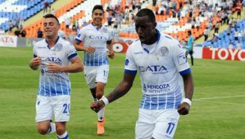Primera División: Godoy Cruz se hizo fuerte en Mendoza ante Belgrano