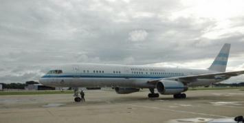 Reemplazarán la flota oficial presidencial por una alquilada a privados