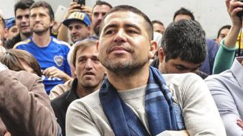 "Riquelme: ""Bianchi es el técnico más grande de la historia"""