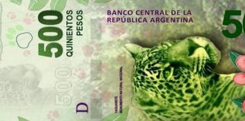 El billete de 500 pesos compite por ser el mejor del mundo