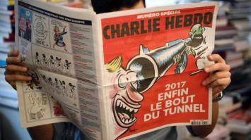 Charlie Hebdo y una nueva portada polémica