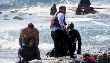 Se hundió un barco que llevaba 600 inmigrantes a Europa: por lo menos 29 muertos