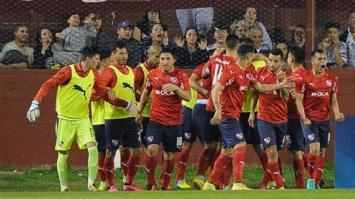 Independiente le ganó a Lanús de visitante y está a un paso de los octavos