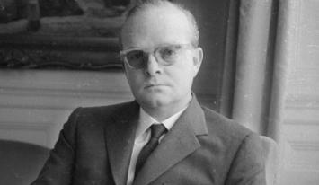 Subastarán las cenizas de Truman Capote