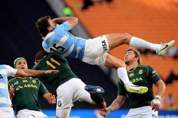 Los Pumas cayeron ante los Springboks en el Championship