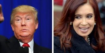 """Un diario estadounidense advirtió que Donald Trump podría ser """"su Cristina Kirchner"""": """"No podemos tomar ese riesgo"""""""
