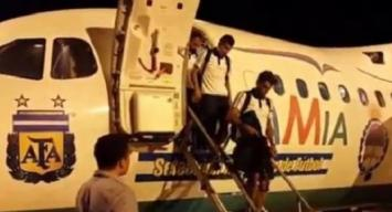 La Selección Argentina estuvo a 18 minutos de vivir el mismo accidente que Chapeconse