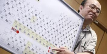 Estos son los cuatro nuevos elementos de la tabla periódica