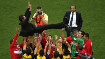 Simeone no se tiene fe: