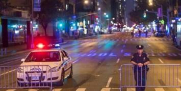 Un nuevo artefacto explotó en Nueva Jersey y elevó la alerta en EEUU