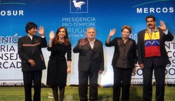 Entre Ríos será la sede de la próxima cumbre del Mercosur