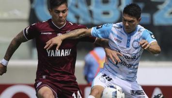 Lanús encontró su premio al final y se llevó un punto ante Belgrano