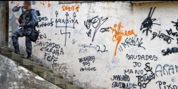 Letal: la policía de Brasil produjo más muertos que la guerra de Siria