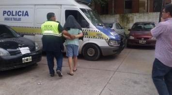 Se entregó el hijo de un jefe narco que está acusado de homicidio