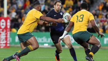 Los Pumas cierran el Rugby Championship ante Australia