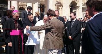 El Papa recibió a jueces y reiteró preocupación por los presos