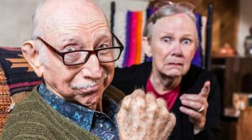 Por qué con la edad el humano se vuelve más gruñón