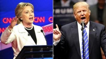 Trump y Clinton se enfrentarán en el último debate