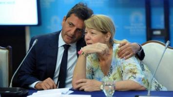 """Massa dijo """"compartir la preocupación"""" de Stolbizer por las demoras en las causas de corrupción"""