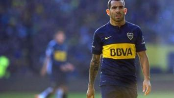 Tevez se recuperó y será titular mañana ante San Lorenzo