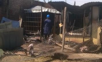 Tragedia en Córdoba: Con 2 y 4 años, las dejaron solas y murieron en un incendio