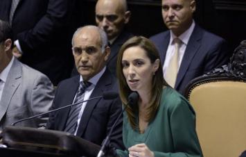 Vidal dio marcha atrás con la adhesión al protocolo de aborto no punible