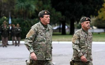Confirman la indagatoria de Milani por la desaparición en Tucumán del soldado Ledo