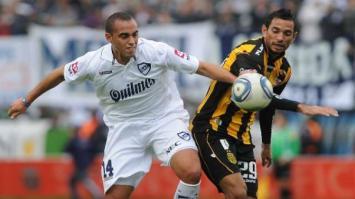 Quilmes y Olimpo, en el sur, en un partido por el descenso