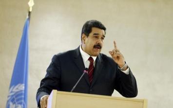 """Maduro tildó a Macri de """"fracasado, demacrado y pelele del imperialismo"""""""