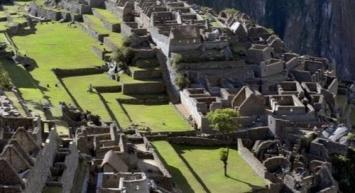 Una turista española, herida por un rayo en Machu Picchu