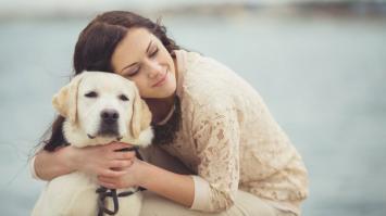 Los perros comparten el mismo ritmo cardíaco de sus dueños