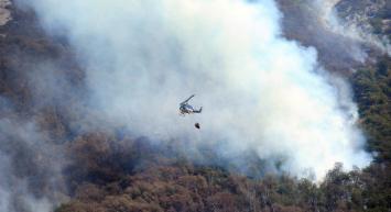 Grandes negocios inmobiliarios detrás de los incendios forestales en Chubut