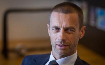 La UEFA tiene nuevo presidente