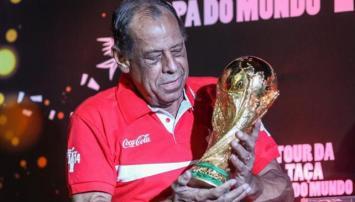 Murió Carlos Alberto, una leyenda del fútbol brasileño