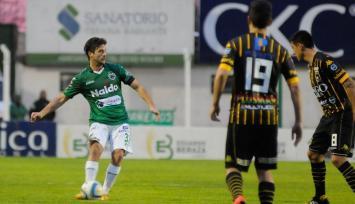 Sarmiento y Olimpo repartieron puntos en Junín