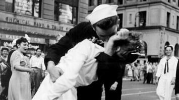 Murió Greta Friedman, la protagonista de El Beso de Times Square