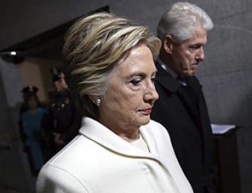 El día más triste de Hillary Clinton