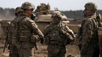 Un millar de soldados y equipo militar de EE.UU. llega a Polonia