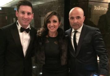 Especulan que Messi quiere llevarse a Sampaoli al Barcelona