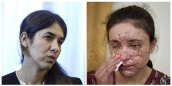 Premiaron a sobrevivientes de la esclavitud sexual del Estado Islámico