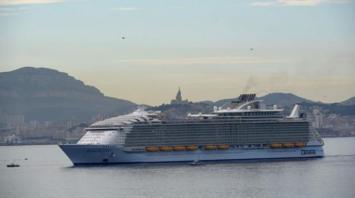 Un muerto y cuatro heridos graves en el crucero más grande del mundo