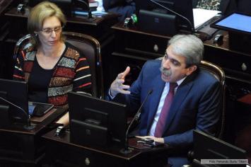 El Senado convirtió en ley el proyecto de Presupuesto 2015