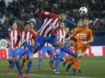 Ganó el Atlético de Madrid al Eibar por 3-0