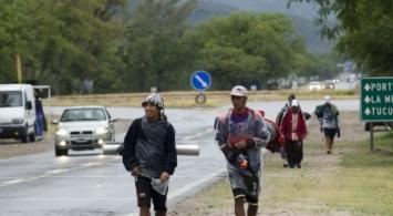 En Catamarca chocan a peregrinos y se dan a la fuga