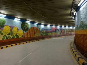 Manzur, Jaldo y Alfaro inauguraron el túnel de calle Córdoba