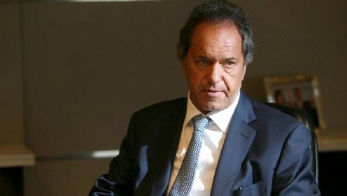 """Scioli sobre la CGT: """"Tendría que ponerse más firme con el Gobierno"""""""
