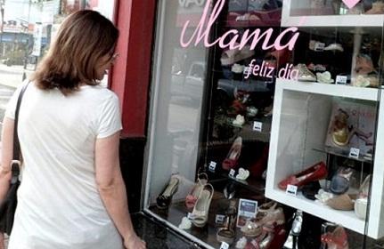 Las ventas por el Día de la Madre cayeron un 4,8%