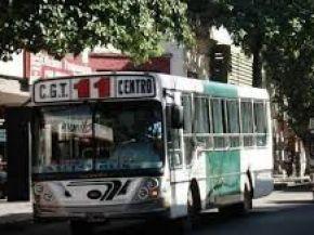 Una medida cautelar frenó la circulación de los nuevos ómnibus de la línea 11