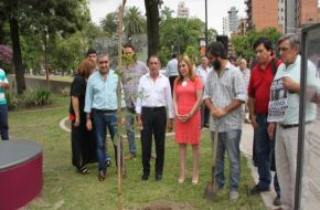José Luis Cabezas ya tiene su espacio conmemorativo en Tucumán