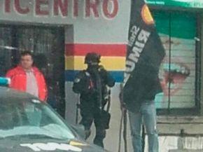Bandas narcos a los tiros en Villa 9 de Julio